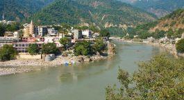 Rishikesh Himalaya