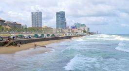 Reiseziel Colombo Sri Lanka