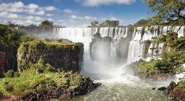 Destination Puerto Iguazú Argentina