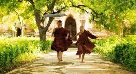 Destination Thandwe Myanmar