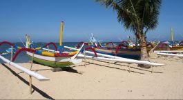 Reiseziel Sanur Indonesien