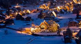 Destination Shirakawa-go Japan