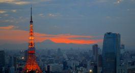 Reiseziel Tokio Japan