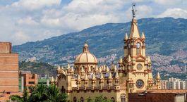 Destination Medellin Colombia