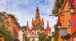 Destination San Miguel de Allende Mexico