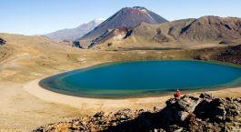 Reiseziel Tongariro-Nationalpark Neuseeland