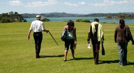 Reiseziel Waitangi Neuseeland