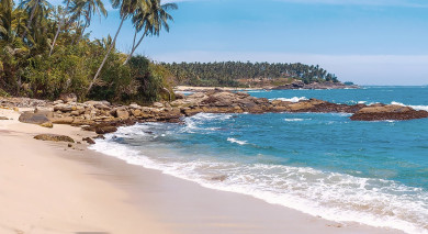 Example private tour: Culture and Beach Wonders of Sri Lanka