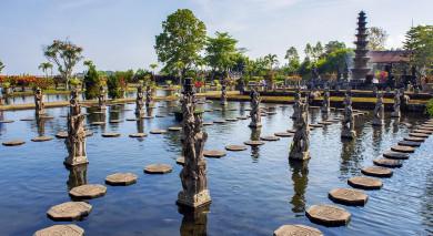 Empfohlene Individualreise, Rundreise: Abenteuerreise auf Bali