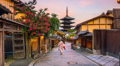 Empfohlene Individualreise, Rundreise: Japan, ganz klassisch – Tokio und Kyoto
