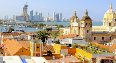 Example private tour: Colombia In-Depth: Culture, Coffee & Island Paradise