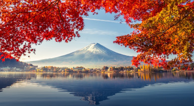 Example private tour: Japan for Beginners: Tokyo, Kyoto and Mount Fuji