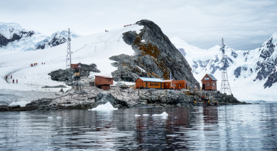 Example private tour: Crossing the Antarctic Circle: Southern Expedition