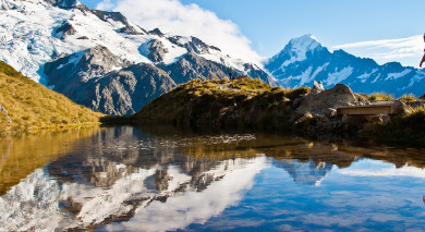 Empfohlene Individualreise, Rundreise: Neuseeland – Ganz klassisch