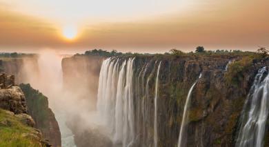 Empfohlene Individualreise, Rundreise: Südafrika, Tansania & Sambia: Victoriafälle, Safari & Strand