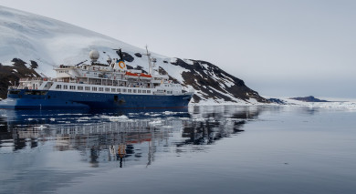 Example private tour: Adventures of the Southern Ocean: Falklands, South Georgia & Antarctica