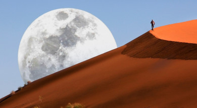 Example private tour: Namibia's Northern Gems