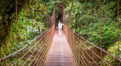 Empfohlene Individualreise, Rundreise: Costa Rica & Panama – Wanderungen, wilde Tiere & Wunder der Natur