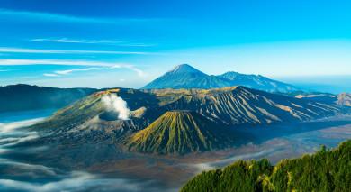Empfohlene Individualreise, Rundreise: Java, Sulawesi und Bali – rauchende Vulkane und verträumte Dörfer