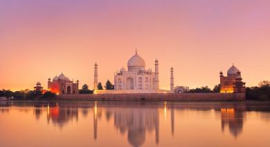 Empfohlene Individualreise, Rundreise: Magisches Indien – Goldenes Dreieck, Königstiger und Kerala
