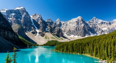 Empfohlene Individualreise, Rundreise: Roadtrip durch Kanadas Westen