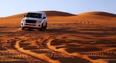 Empfohlene Individualreise, Rundreise: Oman Roadtrip – Berge, Festungen & Wüstenzauber