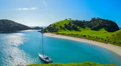 Empfohlene Individualreise, Rundreise: Roadtrip: Die Naturwunder von Neuseeland