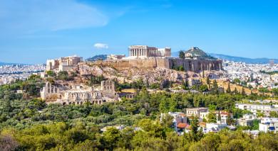 Empfohlene Individualreise, Rundreise: Glanzlichter Griechenlands – Athen, Milos und Santorin