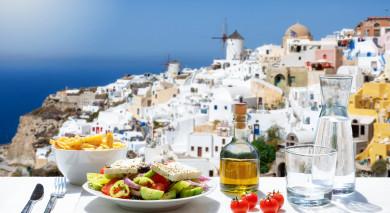 Empfohlene Individualreise, Rundreise: Griechische Gaumenfreuden – Athen, Santorin & Kreta