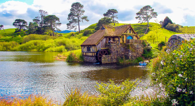 Example private tour: Road Trip: Lord of the Rings Explorer