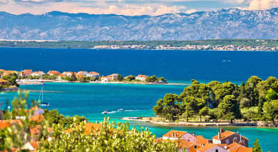 Example private tour: Croatia: Natural Wonders