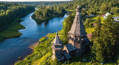 Empfohlene Individualreise, Rundreise: Russland – St. Petersburg und Karelien