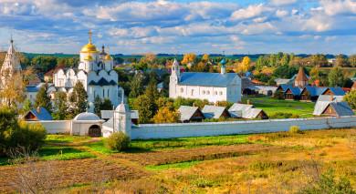 Empfohlene Individualreise, Rundreise: Goldener Ring – die Schatzkammer Russlands