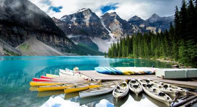 Empfohlene Individualreise, Rundreise: Kanadas Höhepunkte mit dem Rocky Mountaineer