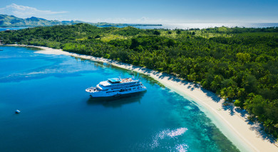 Example private tour: Fiji: Escape to Paradise Tour