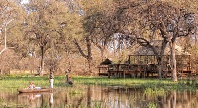 Empfohlene Individualreise, Rundreise: Botswana Safarireise