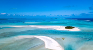 Example private tour: Cook Islands: Rarotonga, Aitutaki and Atiu Island-hopping