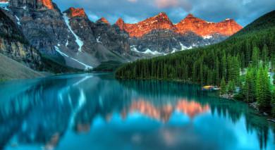 Empfohlene Individualreise, Rundreise: Kanada – Rocky Mountains und wilde Küste