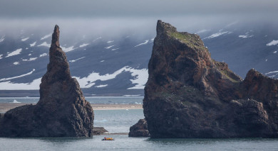 Example private tour: High Arctic Odyssey: Remote Russian Archipelagos
