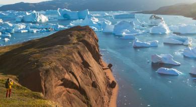 Empfohlene Individualreise, Rundreise: Vier arktische Inseln – Spitzbergen, Jan Mayen, Grönland & Island