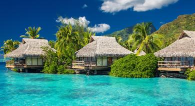 Empfohlene Individualreise, Rundreise: Französisch Polynesien – romantische Reise von Insel zu Insel