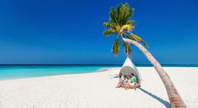 Empfohlene Individualreise, Rundreise: Malediven für Familien – Erholung und Abenteuer unter Palmen