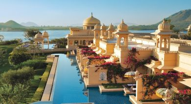 Example private tour: Oberoi Exclusive: Historic & Luxurious India