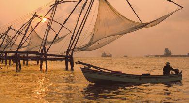 Empfohlene Individualreise, Rundreise: Ein Sommer in Südindien