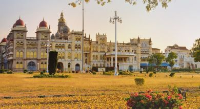 Example private tour: Luxury in South India