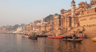 Example private tour: Spiritual North India