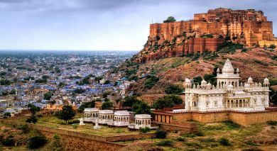 Example private tour: Rajasthan's Jewels and Secrets