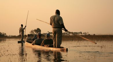 Empfohlene Individualreise, Rundreise: Naturreise in Simbabwe & Botswana: Wasserfälle & Wasserwege