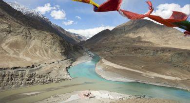 Example private tour: Golden Triangle & Ladakh