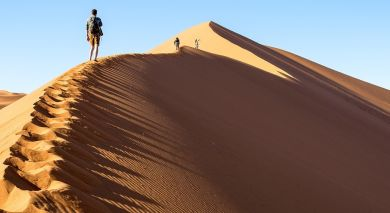 Example private tour: Classic Namibia Luxury Itinerary